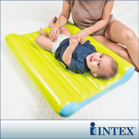 【INTEX】外出用-充氣式幼兒尿布台