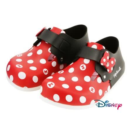 【MODAbobo】迪士尼Disney 小中大童段 可愛米奇米妮布希鞋-黑黃 D5A8-453706