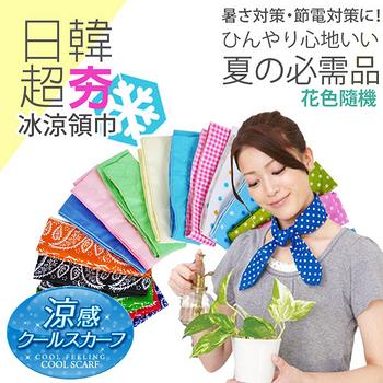 第三代隨身涼噴水風扇噴霧降溫送冰涼領巾~保濕~手持式~安全扇片~4色自選
