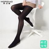 《MORINO摩力諾》遠紅外線保暖褲襪【買一送一】
