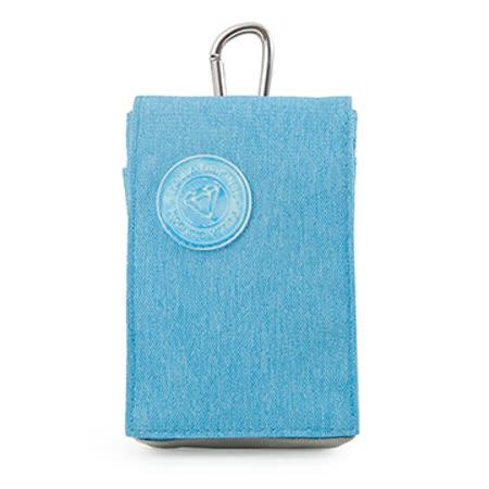 GOLLA 北歐芬蘭時尚極簡萬用包PHONE BAG REEF (G1679) 海洋藍