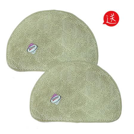 【摩奇卡妮】3M超細纖維優質防滑地墊買一送一 E-MK03