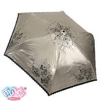 ◆日本雨之戀◆ 福懋鈦金膠自動開收傘 - 日本風〈香檳金內黑〉遮陽傘/雨傘/雨具/晴雨傘/專櫃傘
