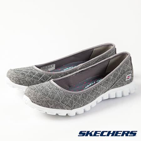 SKECHERS (女) 時尚休閒系列 EZ FLEX 2 - 22669GRY