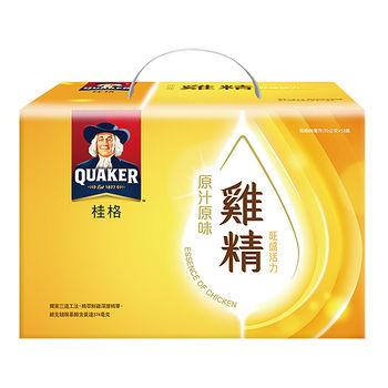 桂格原汁原味雞精68ml*18入/盒