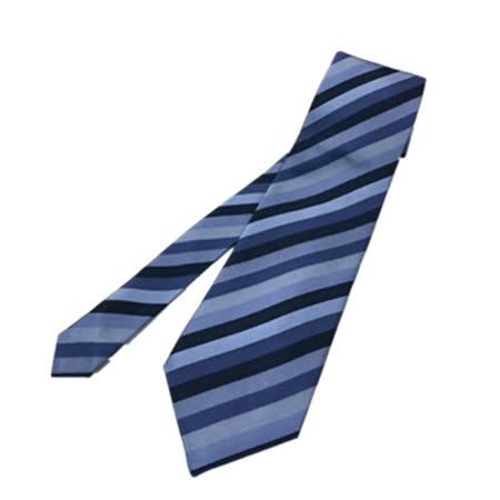 【Antonio Banderas 安東尼奧】義大利名牌真絲織花紳士領帶