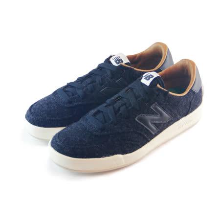 (男)New Balance 復古鞋 黑-CRT300EC