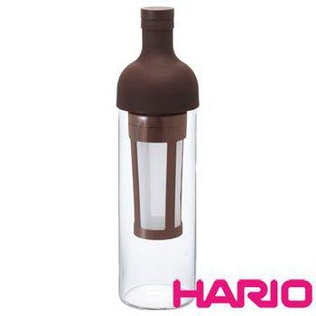 HARIO 酒瓶冷泡咖啡壺咖啡色650ml (FIC-70-CBR)
