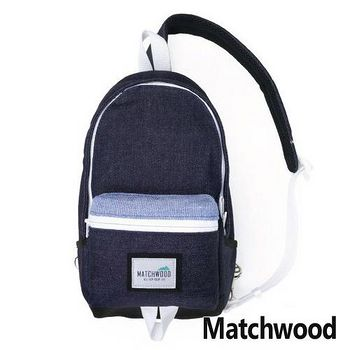 MATCHWOOD Infantry 單肩 背包 腰包 -單寧