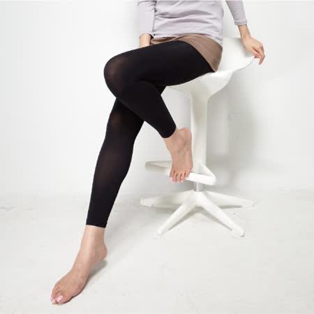 《MORINO摩力諾》遠紅外線保暖九分褲--灰色
