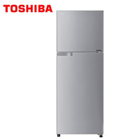 『TOSHIBA』☆東芝 330公升變頻雙門電冰箱 GR-T370TBZ