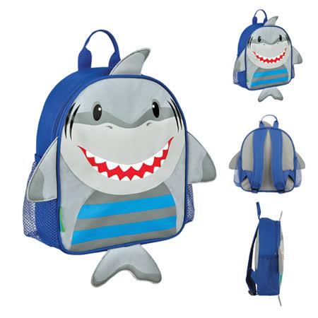 【Stephen Joseph】童趣造型背包-鯊魚