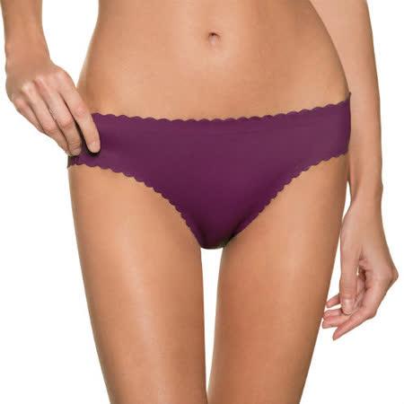 法國DIM-BODY TOUCH「經典輕無痕」系列三角褲-黑莓紫
