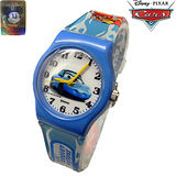 【Disney迪士尼】卡通錶(中)---汽車莎莉兒童休閒錶