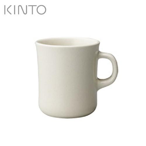 ~ KINTO~SCS馬克杯400ml~白~027639