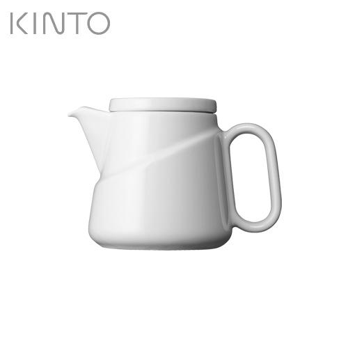 ~ KINTO~Ridge 精巧茶壺~白~023574