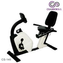 【強生CHANSON】數位娛樂斜背式時尚健身車CS-145