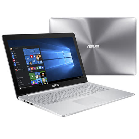 ASUS華碩 UX501VW-0062A6700HQ 15.6吋QFHD/i7-6700HQ/16G記憶體/1TB+128G SSD/GTX960 4G獨顯 全方位輕薄筆電