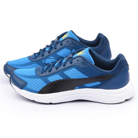 PUMA 男款 Expedite 慢跑鞋187561-08-藍