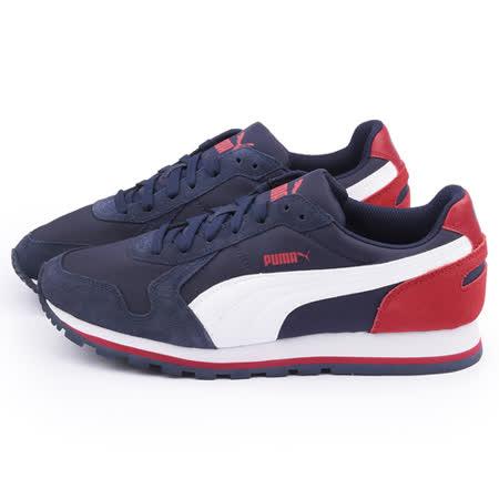 PUMA 男款 ST Runner NL慢跑鞋356738-18-丈青