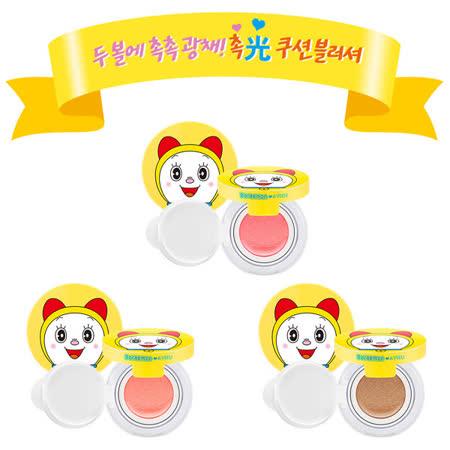 韓國 Apieu 小叮鈴高保濕氣墊腮紅/修容粉餅 10g