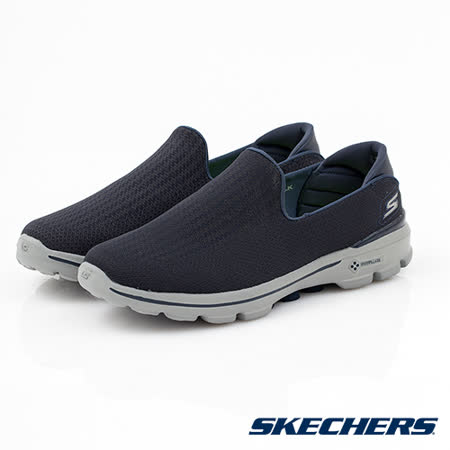 SKECHERS (男) 健走系列 Go Walk 3 - 54044NVGY