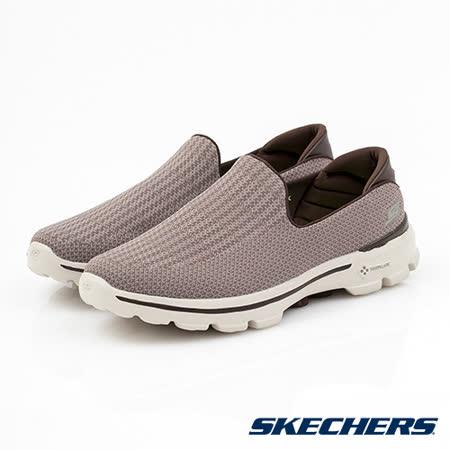 SKECHERS (男) 健走系列 Go Walk 3 - 54044STN