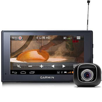 GARMIN Wi-Fi多媒體電視衛星導航Nuvi 4695R Plus