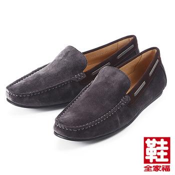 (男) RED ANT 舒適套式休閒鞋 灰 紅螞蟻 鞋全家福