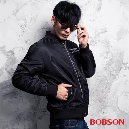 BOBSON  男款飛行夾克  (35035-88)