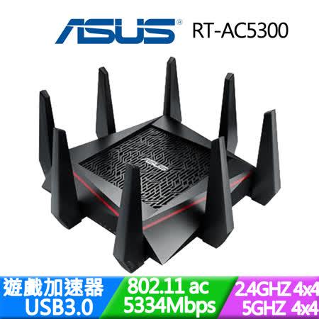 ASUS RT-AC5300 三頻無線分享器