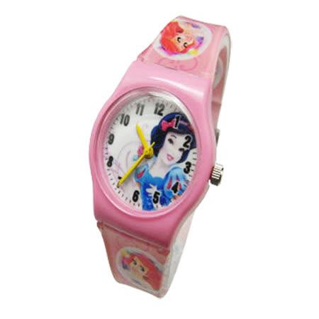 【Disney迪士尼】卡通錶(中)---迷人白雪公主