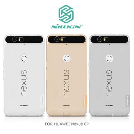 NILLKIN HUAWEI Nexus 6P 本色TPU軟套