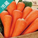 產銷履歷紅蘿蔔3包(600g±5%/包)