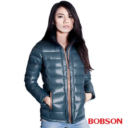 BOBSON 女款輕量羽絨外套 (35107-43)