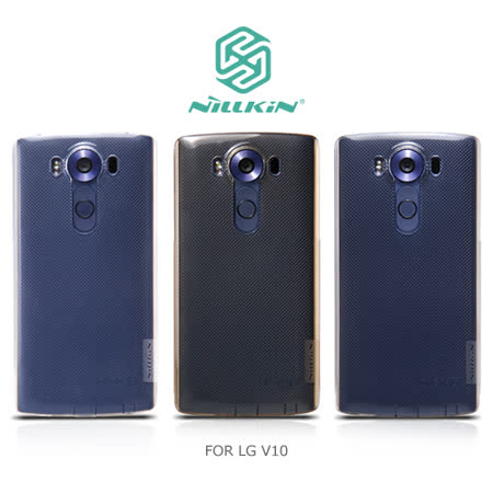 NILLKIN LG V10 本色TPU軟套