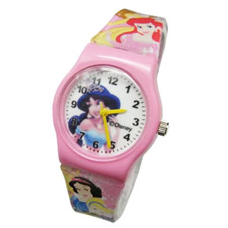 【Disney迪士尼】卡通錶(中)---優美茉莉公主