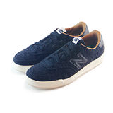 (男)NEW BALANCE 復古鞋 黑/白-CRT300EC