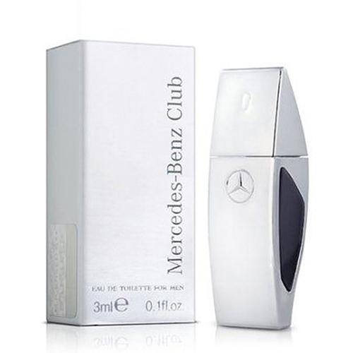 Mercedes Benz 賓士銀色風潮男性淡香水^(3ml^)
