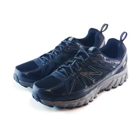 (男)NEW BALANCE 慢跑鞋 黑-MT610GX4