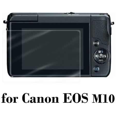 D&A Canon EOS M10 相機專用日本原膜HC螢幕保護貼(鏡面抗刮)