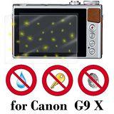 D&A Canon PowerShot G9 X 相機專用日本原膜5H螢幕保護貼(NEW AS玻璃奈米)