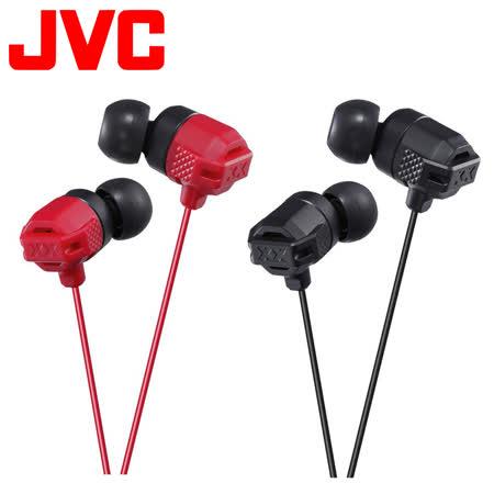 JVC 超重音XX系列耳道式立體聲耳機 HA-FX102