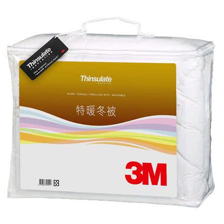 ↘限時下殺↘3M Thinsulate輕透可水洗特暖被-z500標準雙人6x7