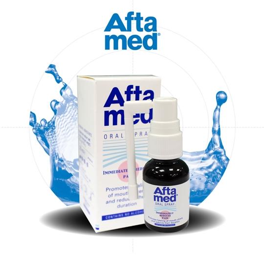 愛敷美噴劑 Aftamed® Spray 20ml