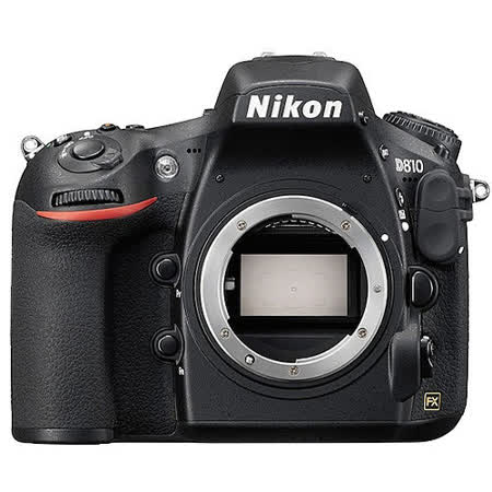 Nikon D810 旗艦型全片幅FX單機身(平輸中文)