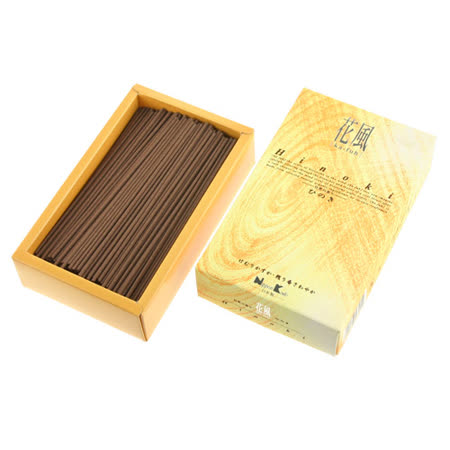 【Nippon Kodo 日本香堂】 花風系列線香大盒裝(檜木)