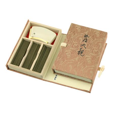 Nippon Kodo 日本香堂 高級線香旅行組(伽羅大觀)