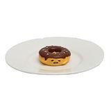 蛋黃哥好好吃(巧克力點心篇)-甜甜圈3g