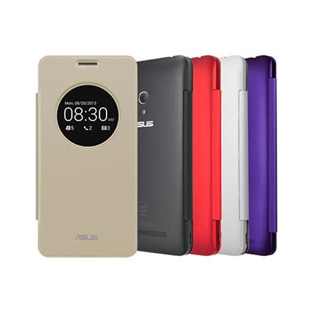 ASUS ZenFone5 A500CG/A501CG 原廠視窗智慧皮套(盒裝)